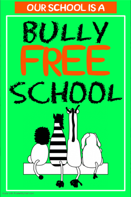Bully Free Flyer