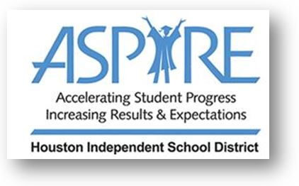 ASPIRE is HISD's educational-improvement and performance-management model that engages all employees in creating a culture of excellence