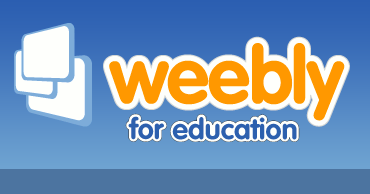 Weebly for Education Teacher web sites.
