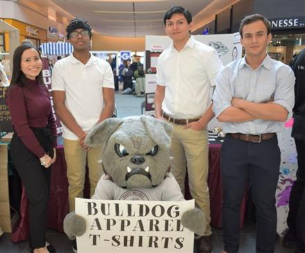 Students win Microsoft Innovation Challenge