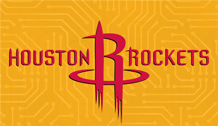 Robotics Day with the Houston Rockets