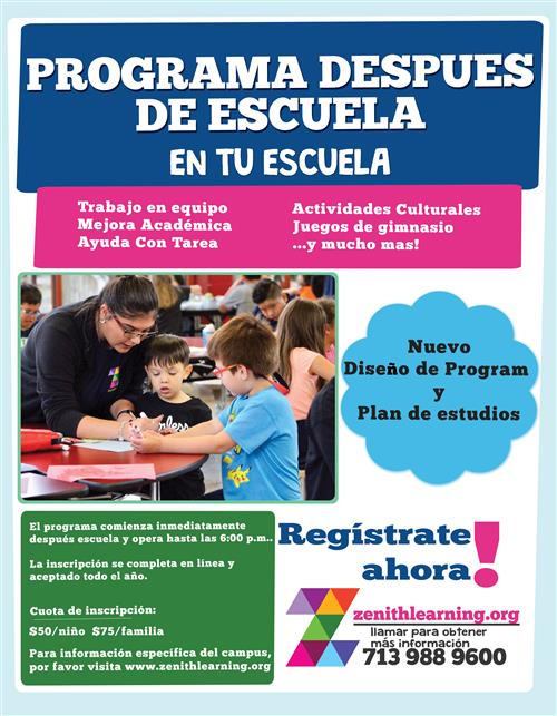 Zenith Spanish Flyer