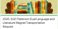 Patterson Magnet Survey banner
