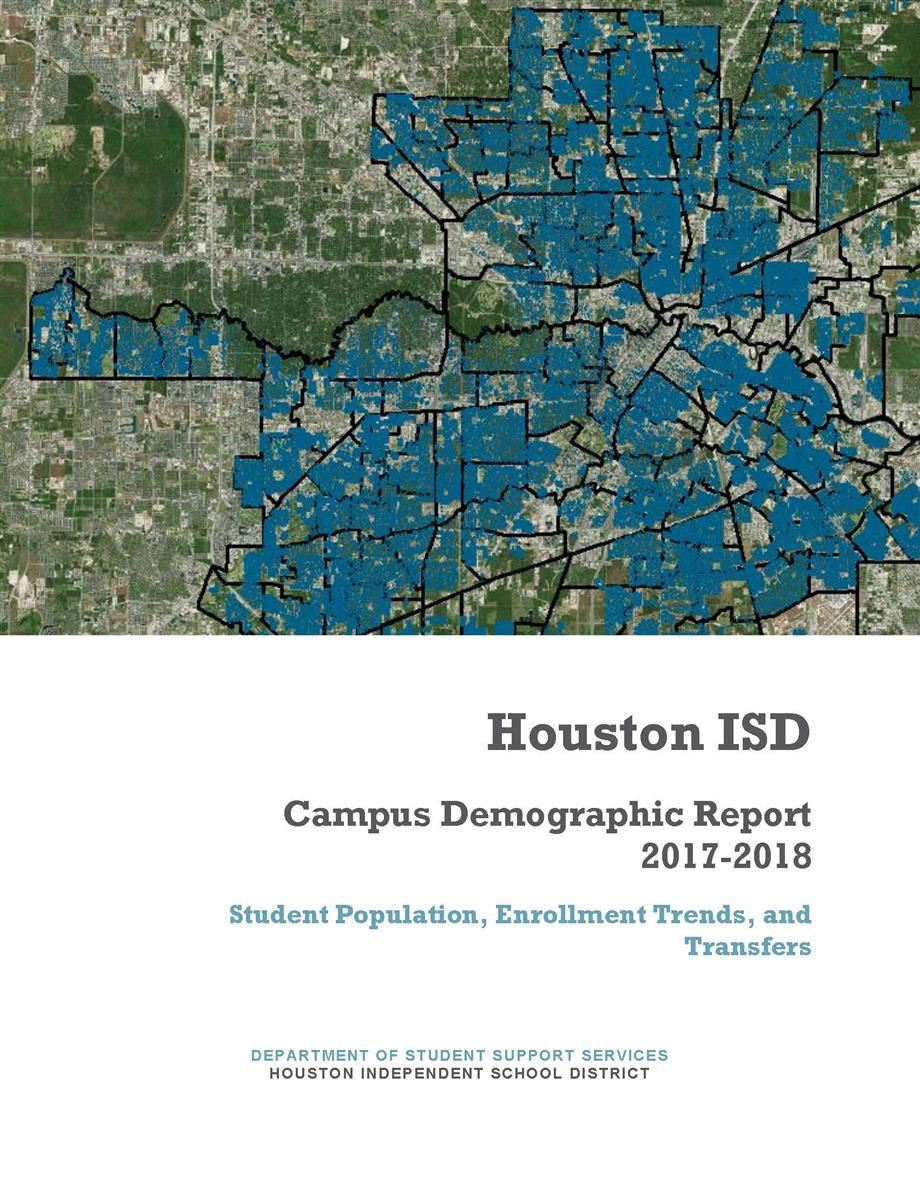 Demographics / Campus Demographic Report
