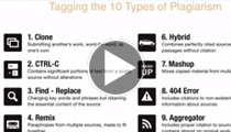 10 Types of Plagiarism