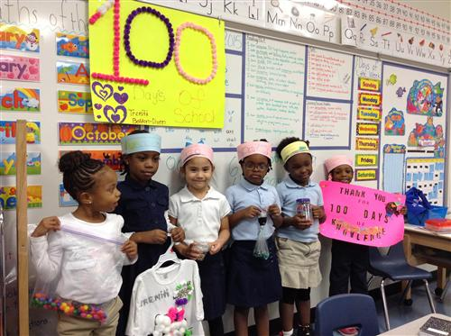 100 Days of Learning 2014-2015