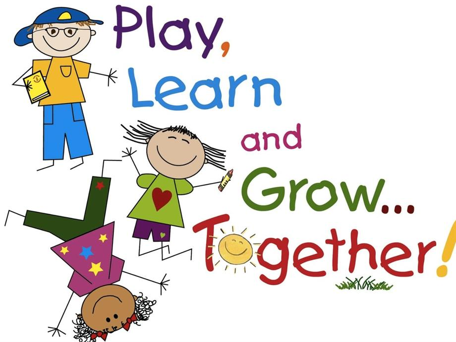 Play, Learn and Grow Together!