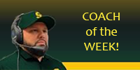Coach Ojeda - Coach of the Week
