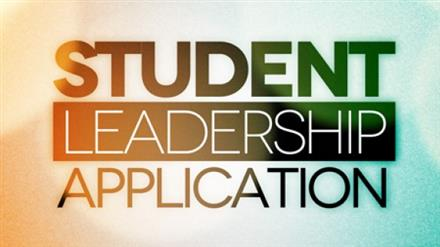 7th Grade Leadership Applications
