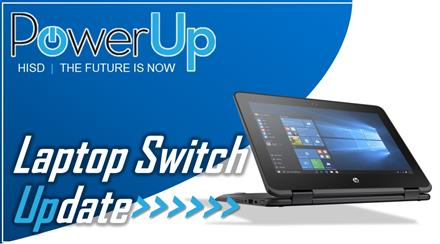 PowerUp Phase II Laptop Switch Update