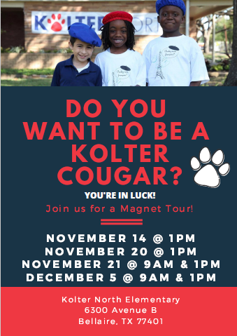 Do you want to be a Kolter cougar?