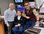 MLK Oratory Competition Candidate Speaks with KRBE Houston