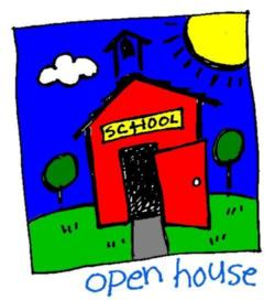 Open House 9/12 & 9/13