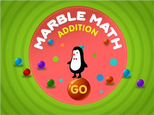 Marble Math Addition