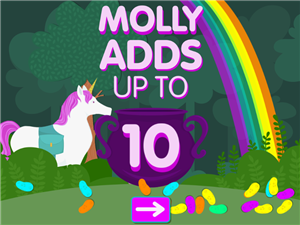 Molly Adds up to 10