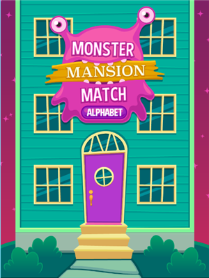 Monster Mansion Match