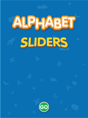 Alphabet Sliders