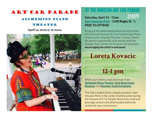 Ar Car Parade Invitation