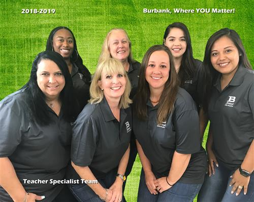 Teacher Specialist Team