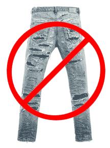 Unacceptable Jeans