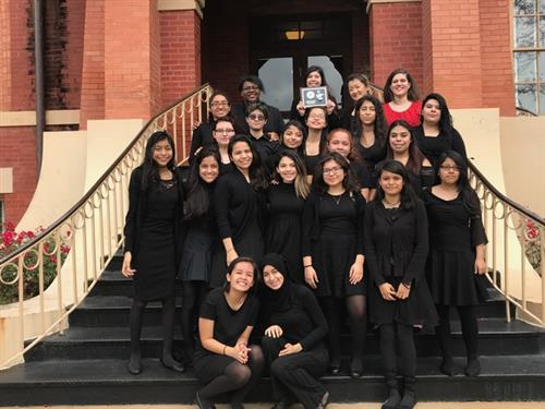 Blinn Choral Festival - Advanced Chorus