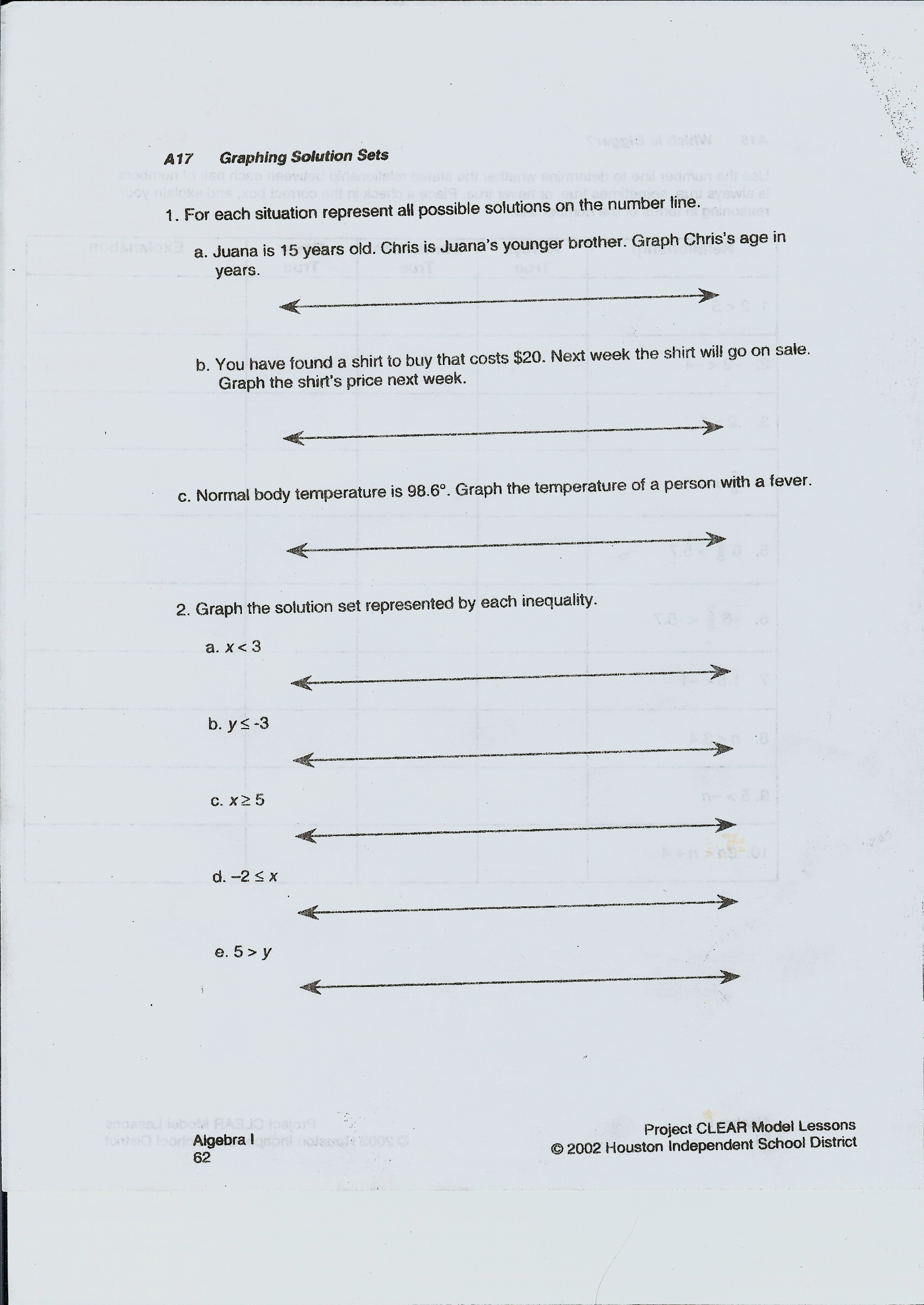 worksheet Graphing Parallel And Perpendicular Lines Worksheet wisniewski boyd welcome read springboard 1 6
