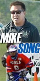 Coach Mike Song