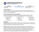 Westside Business English Syllabus_Song