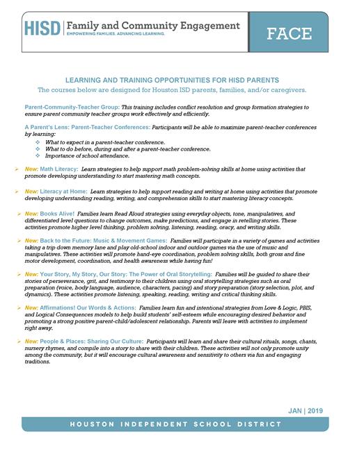 Equity & Outreach / Professional Development