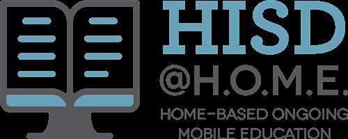 HISD @HOME
