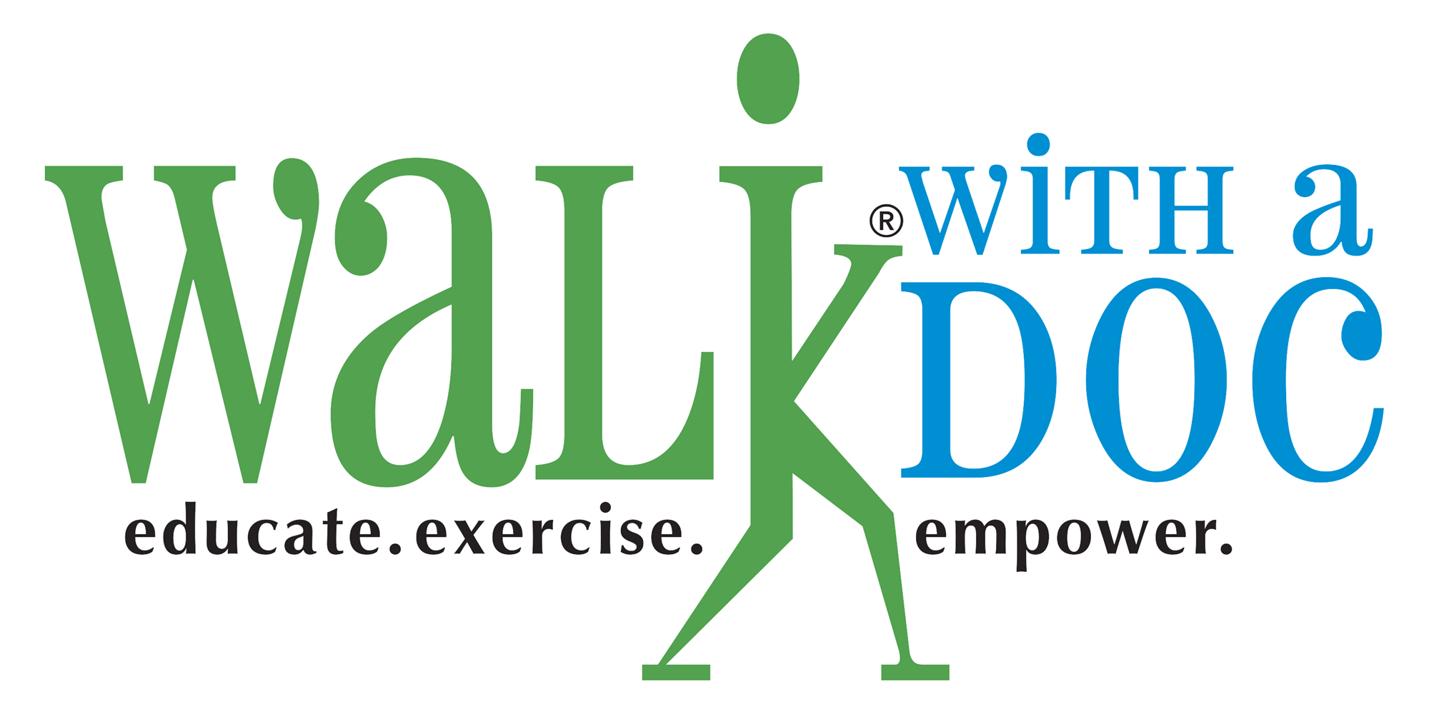 walk with the doc logo