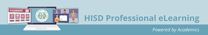 HISD Professional eLearning