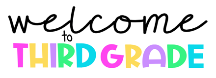 Grade Level Pages / 3rd Grade