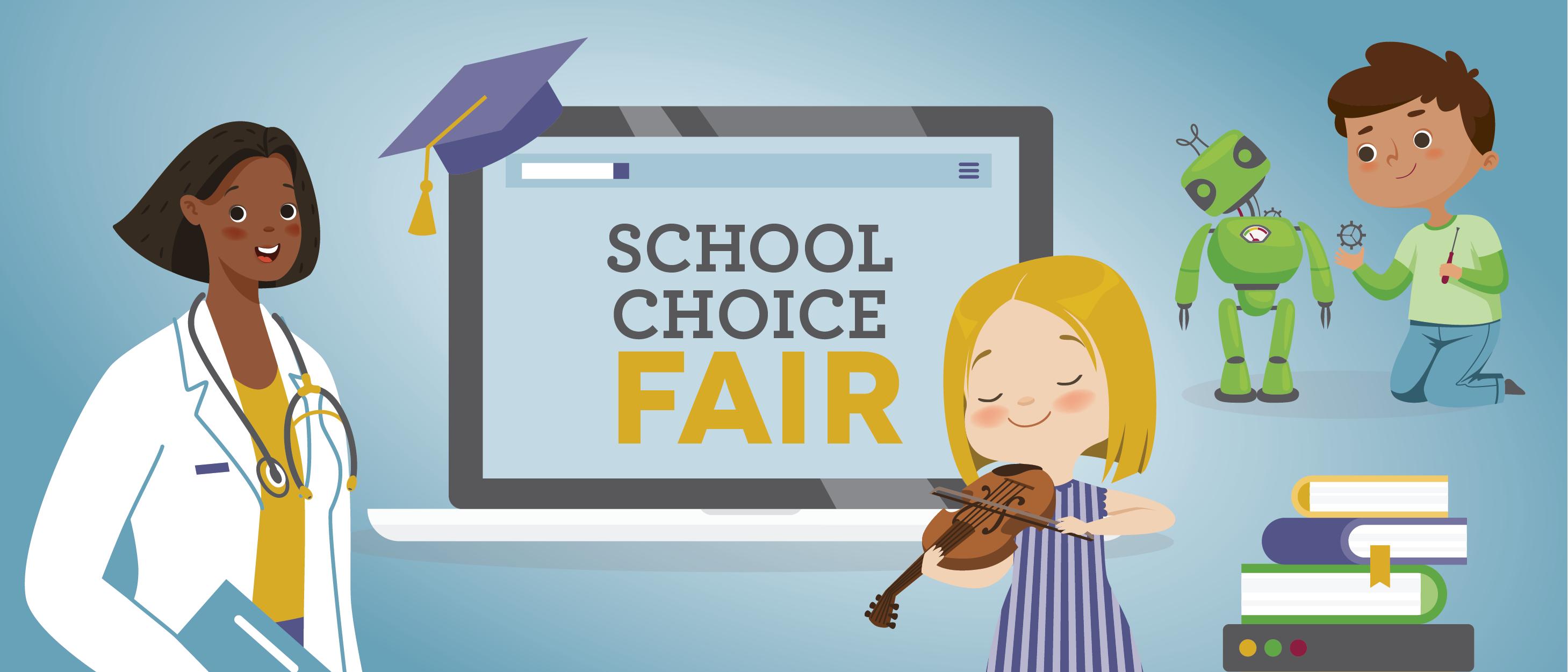 school choice fair