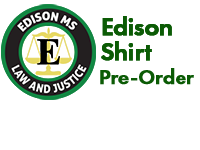 New Edison Uniform Shirts and Jackets Pre-Sale