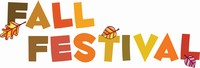 Fall Festival, Saturday, Oct. 27th