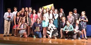 FBMS One Act Play Sweeps Zone, Finishes 3rd in District!