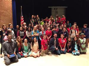 FBMS UIL Academic Team Wins Another Sweepstakes Trophy