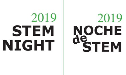 Stem Night / Noche de Stem- Tuesday, January 22- 5:00p.m.-7:30p.m. Click on picture to go to EASTEND HOUSTON link.