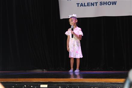 First Annual Talent Show