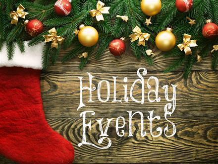 Holiday Event at Las Americas 12/16/2016
