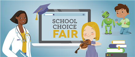 School Choice Online enrollment now available for students new to HISD, current HISD students enrolling at a different campus, or past HISD students returning to the district.