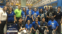 NASA 2016 Robotics Champs