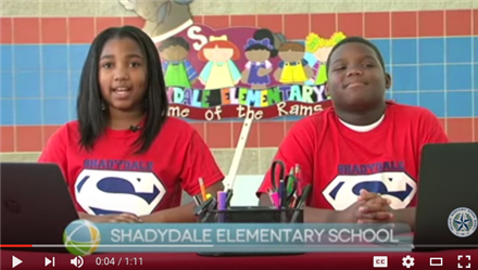 HISD Current Events Shadydale ES