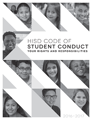 HISD Code of Student Conduct