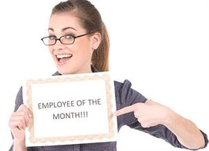 employee of the month nominate an employee of the month