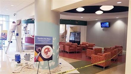 hmw cafeteria renovations
