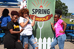 HISD high schools focus on good food at Spring Cookouts