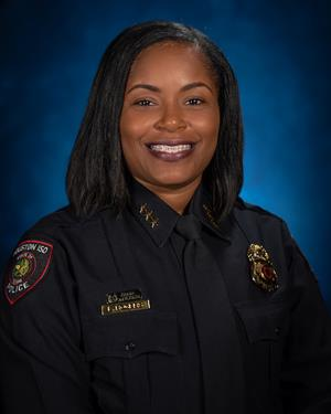 Assistant Chief Lucretia Rogers