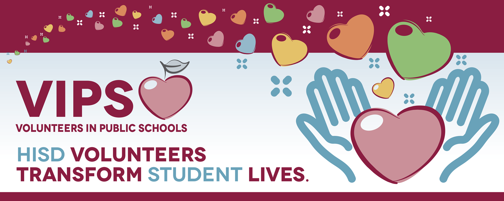 HISD volunteers transform student lives